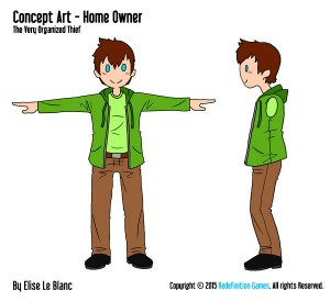 The final concept design for the Owner