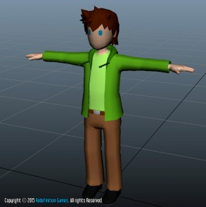 The Owner model in 3D!