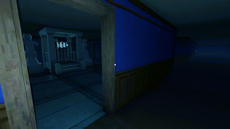 Creepy rooms and corridors (WIP)